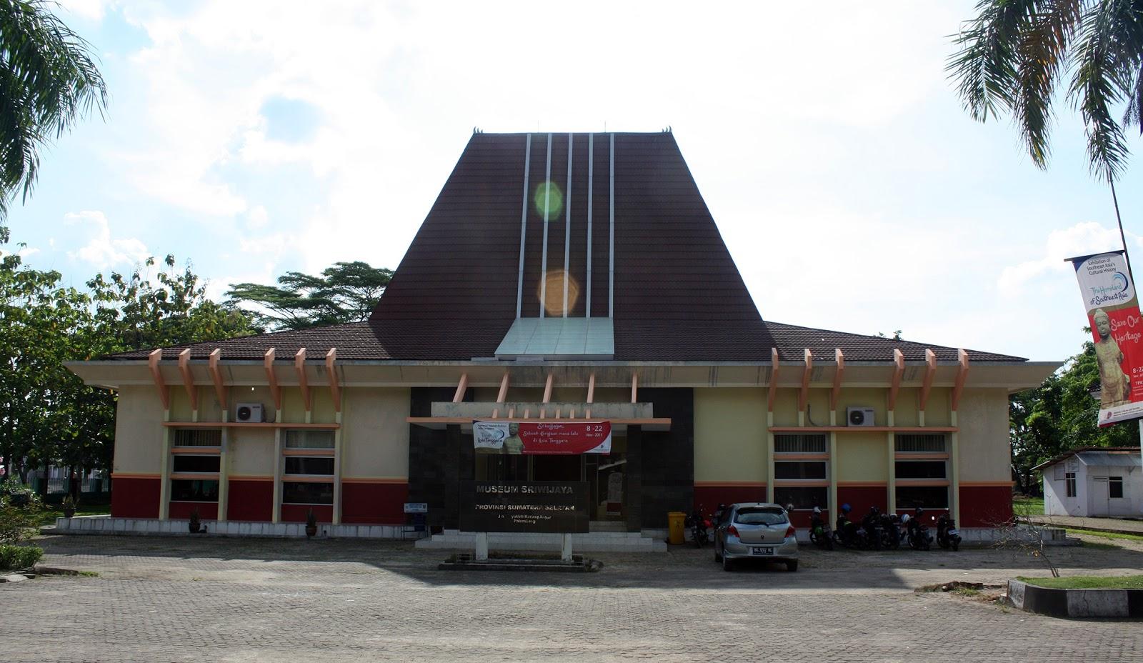 Taman Purbakala Kerajaan Sriwijaya Ktd Tenda Dome Kota Palembang