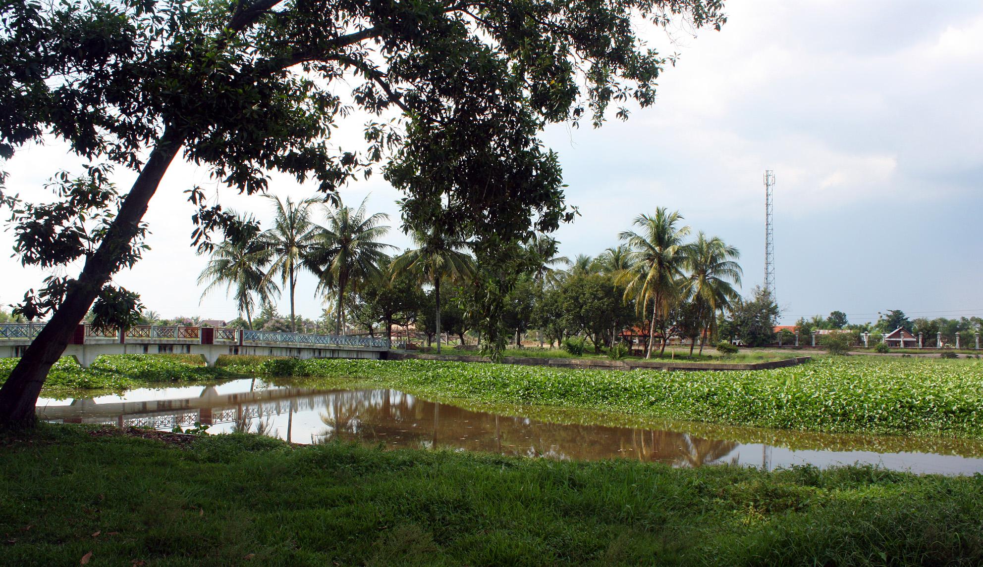 Taman Purbakala Kerajaan Sriwijaya Wikipedia Bahasa Indonesia Pulau Cempaka Buatan