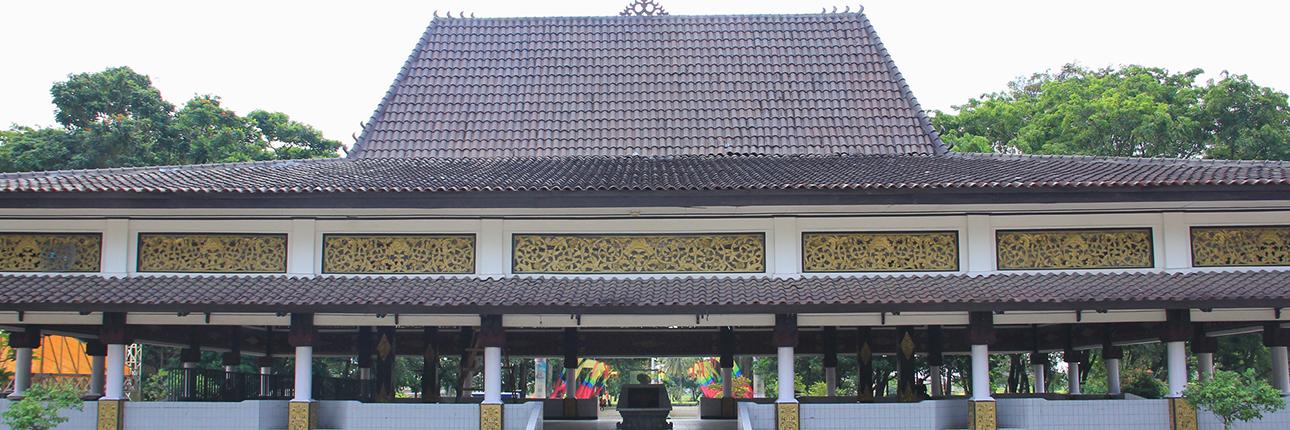 Tpks Wadah Pelestarian Benda Peninggalan Sriwijaya Sumatera Selatan Menghabiskan Waktu