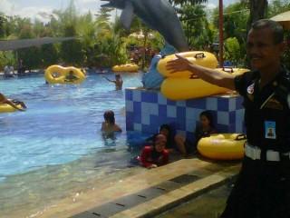 Bocah 5 Tewas Tenggelam Water Fun Opi Sriwijaya Post Jpg