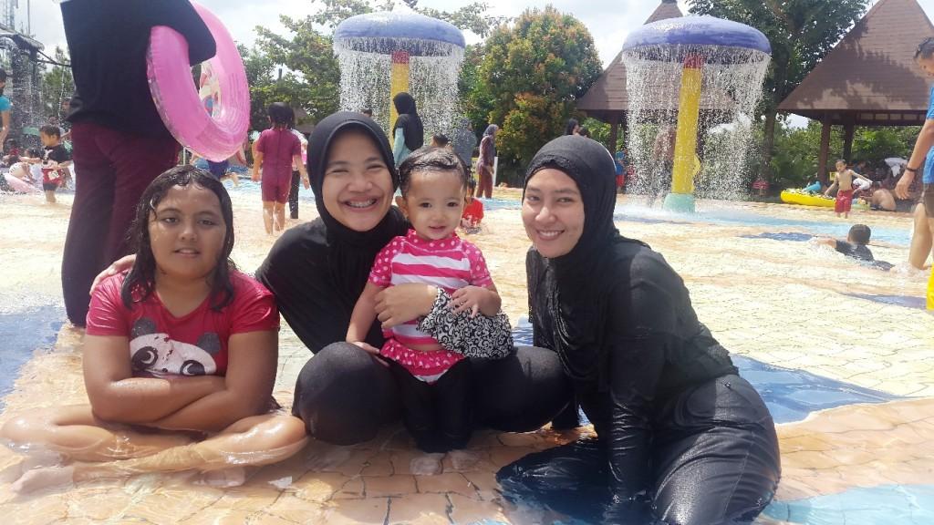 Main Air Amanzi Water Park Citandy Journal Sepengetahuan 3 Palembang