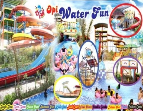 Masuk Ogan Permai Indah Opi Water Fun Palembang Tiket Waterboom