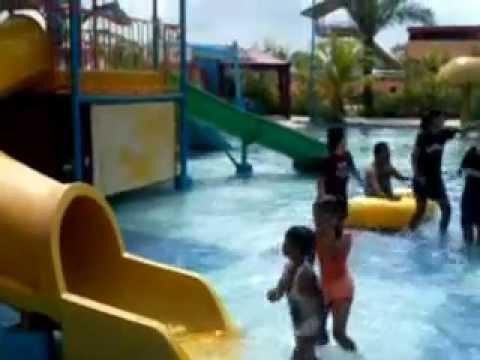 Opi Water Boom Palembang Mp4 Youtube Waterboom Jakabaring Kota