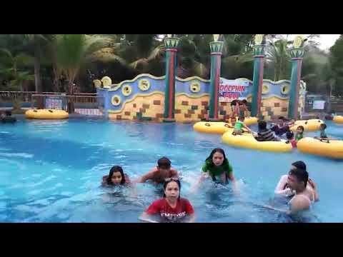 Opi Water Fun Jakabaring Palembang Youtube Waterboom Kota