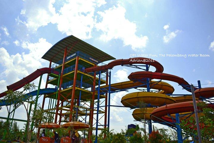 Opi Water Fun Palembang Pesona 269894 1938266419830 605667 Waterboom Jakabaring