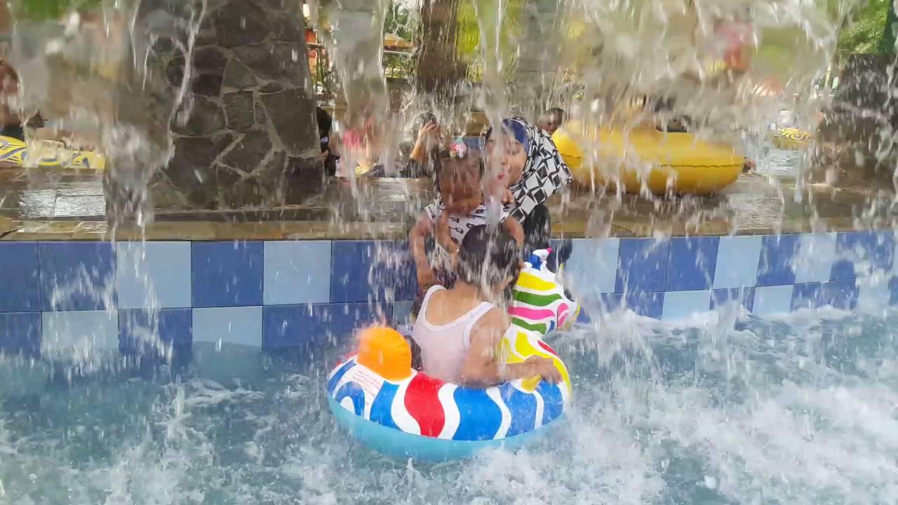 Opi Water Fun Youtube Waterboom Jakabaring Kota Palembang