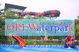 Tempat Wisata Kota Palembang Populer Waterboom Opi Jakabaring Rekreasi Keluarga