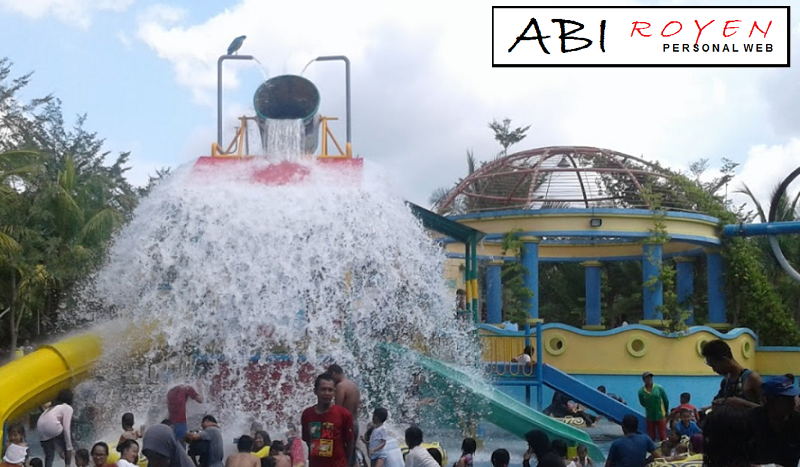 Tempat Wisata Palembang Menarik Liburan Waterboom Opi Jakabaring Kota