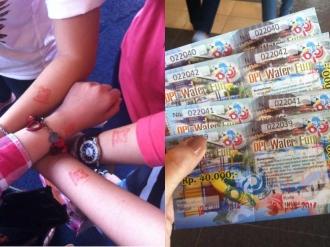 Tiket Paket Water Fun Opi Palembang Rp 10 000 Loker