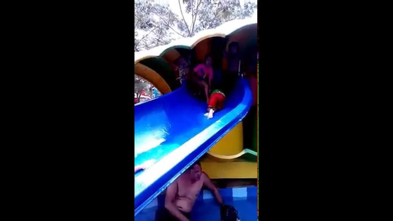 Tk Yp Indra Opi Water Fun Jakabaring Youtube Waterboom Kota