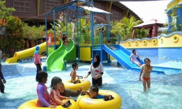 Wisata Opi Water Fun Palembang Harga Tiket Masuk Tanahair Waterboom