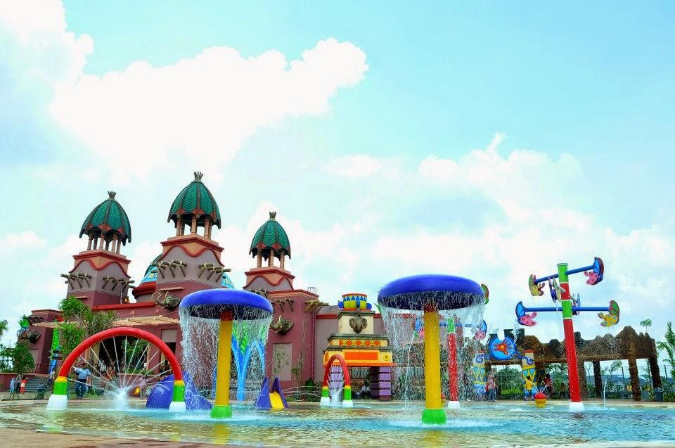 World Progress Serbi Amanzi Water Park Sumber Klik Disini Waterboom