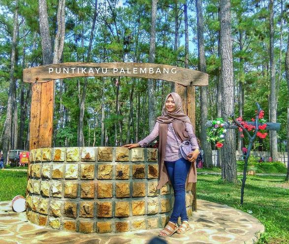 8 Tempat Wisata Palembang Sumatera Selatan Taman Hutan Punti Kayu