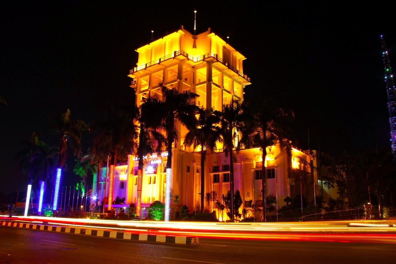 12 Tempat Wisata Palembang Sumatera Selatan Tempatwisataunik Kantor Walikota Keluarga