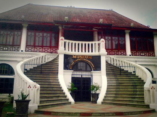 5 Objek Wisata Ramah Anak Palembang Pink Traveler Museum Sultan