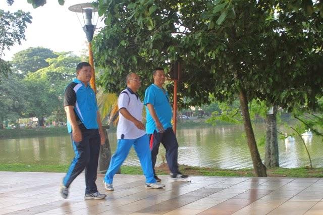 Author Humas Kanwil Sumsel Dapatkan Informasi Kambang Iwak Family Park