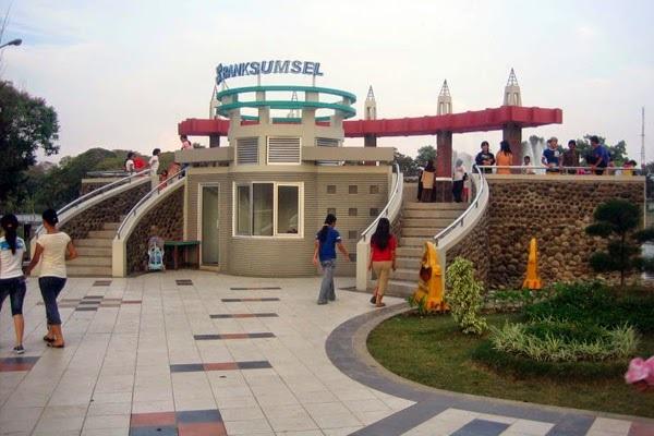 Iwak Family Park Tempat Wisata Asyik Murah Peninggalan Belanda Kembang