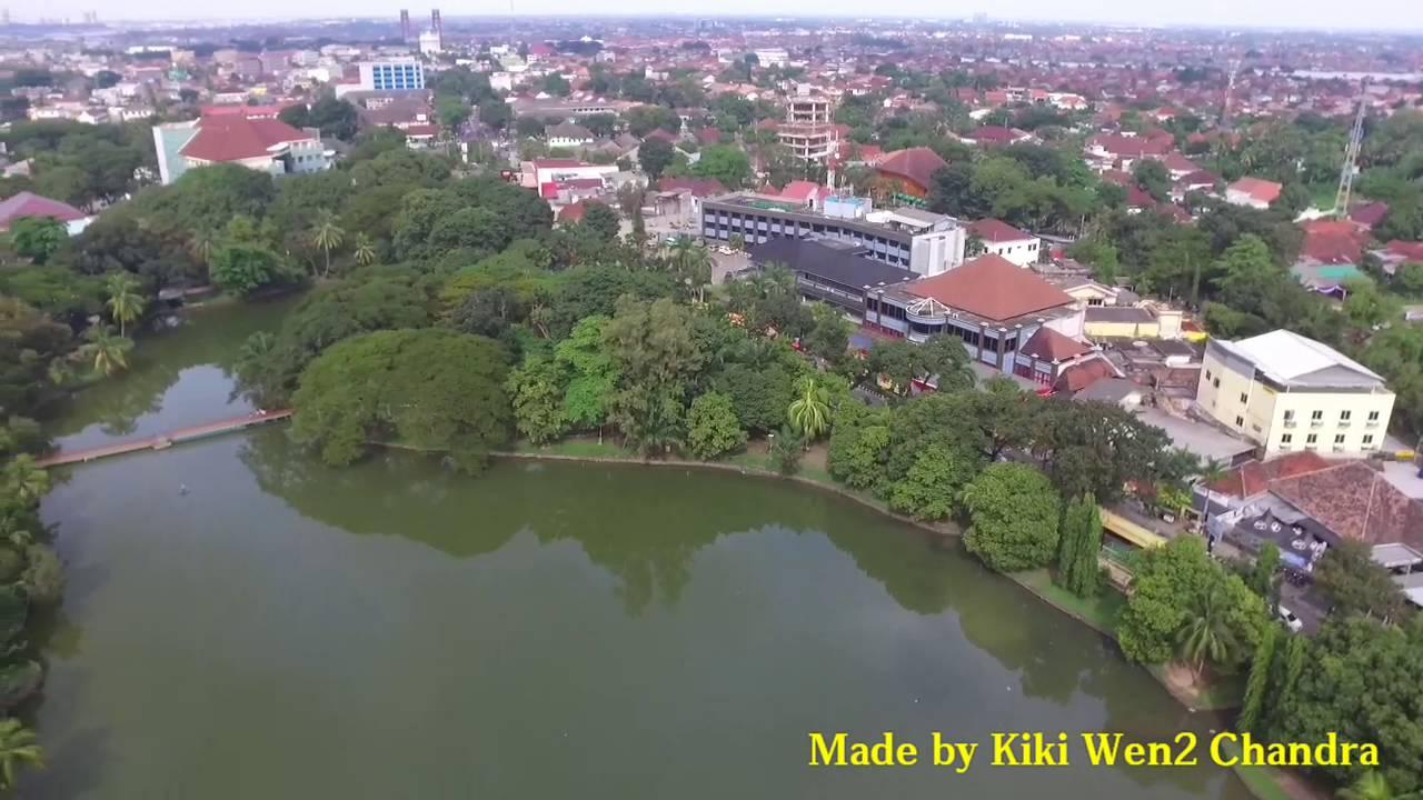 Kambang Iwak Family Park Palembang Youtube Wisata Keluarga Kembang Kota