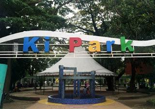 Kambang Iwak Ki Family Park Palembang Zone History Salah Satu
