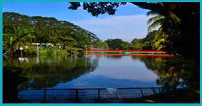 Rekreasi Taman Kota Kambang Iwak Palembang Tempat Wisata Populer Fasilitas