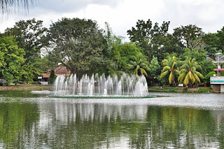 Sejarah Taman Wisata Kota Kambang Iwak Visit Palembang Keluarga Kembang
