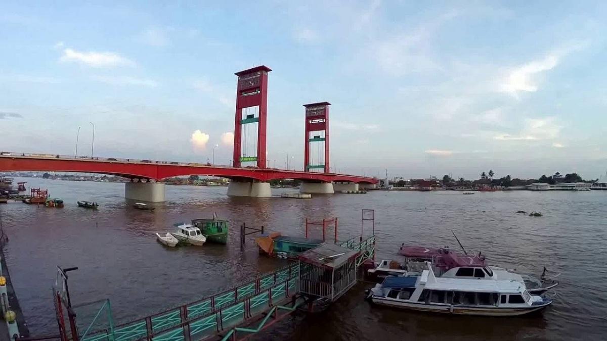 Tempat Wisata Palembang Menarik Siap Liburan Keluarga Kembang Iwak Family