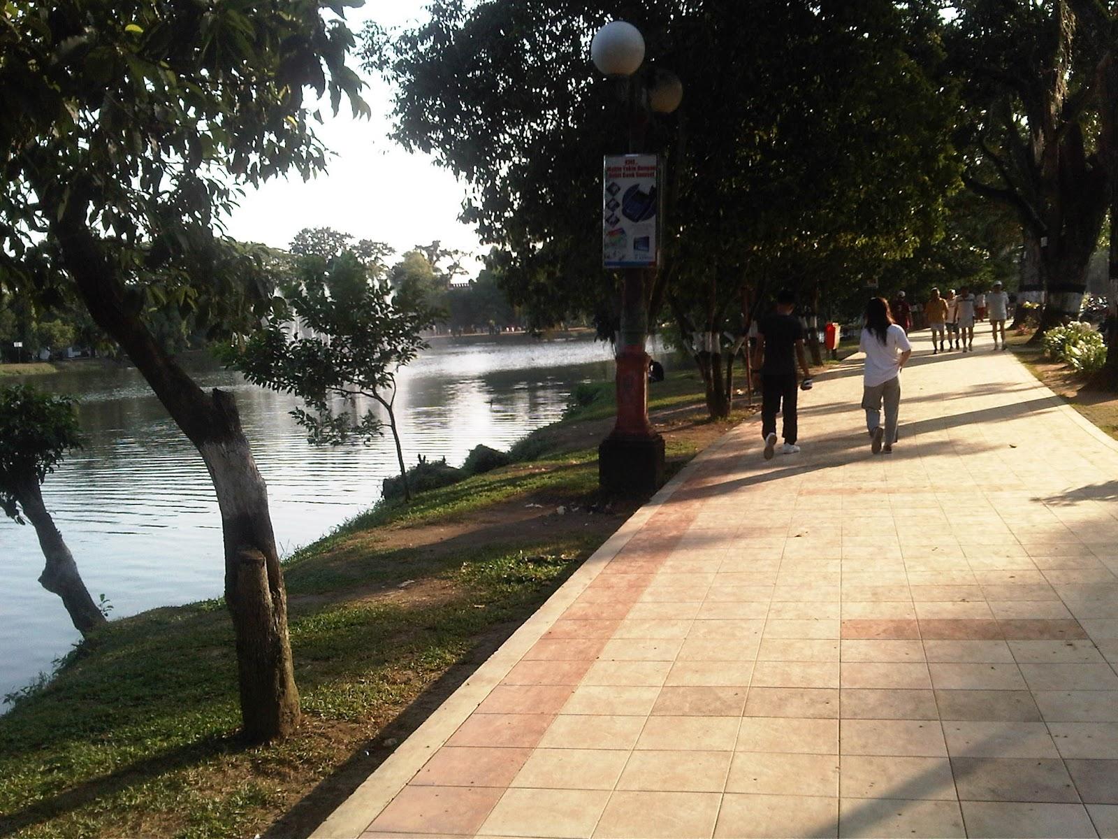 Unique Palembang Kambang Iwak Family Kif Park Kemang Pool Built