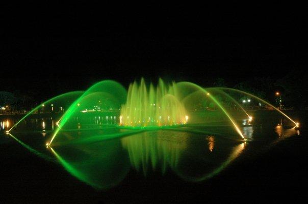 Unique Palembang Kambang Iwak Family Kif Park Night Find Interesting