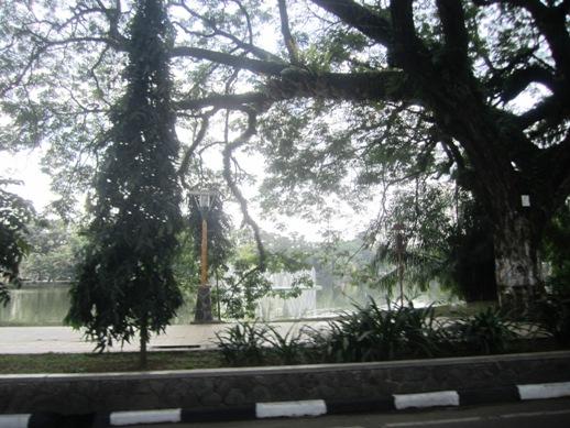 Wisata Kambang Iwak Family Park Palembang Winny Marlina Keluarga Kembang