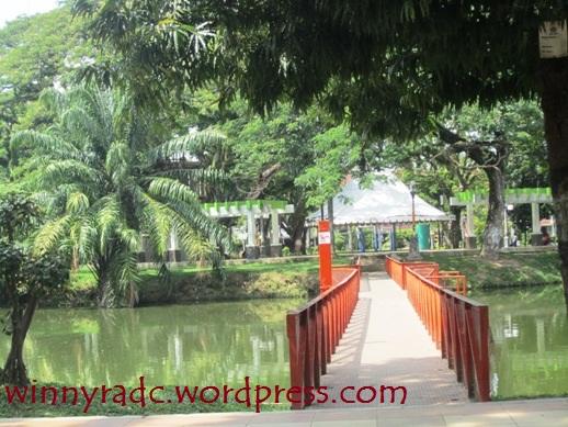 Wisata Kambang Iwak Family Park Palembang Winny Marlina Kif Keluarga