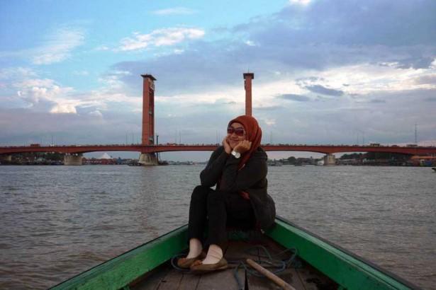 Berwisata Pulau Kemaro Palembang Wisata Bahari Keluarga Bersama Kota