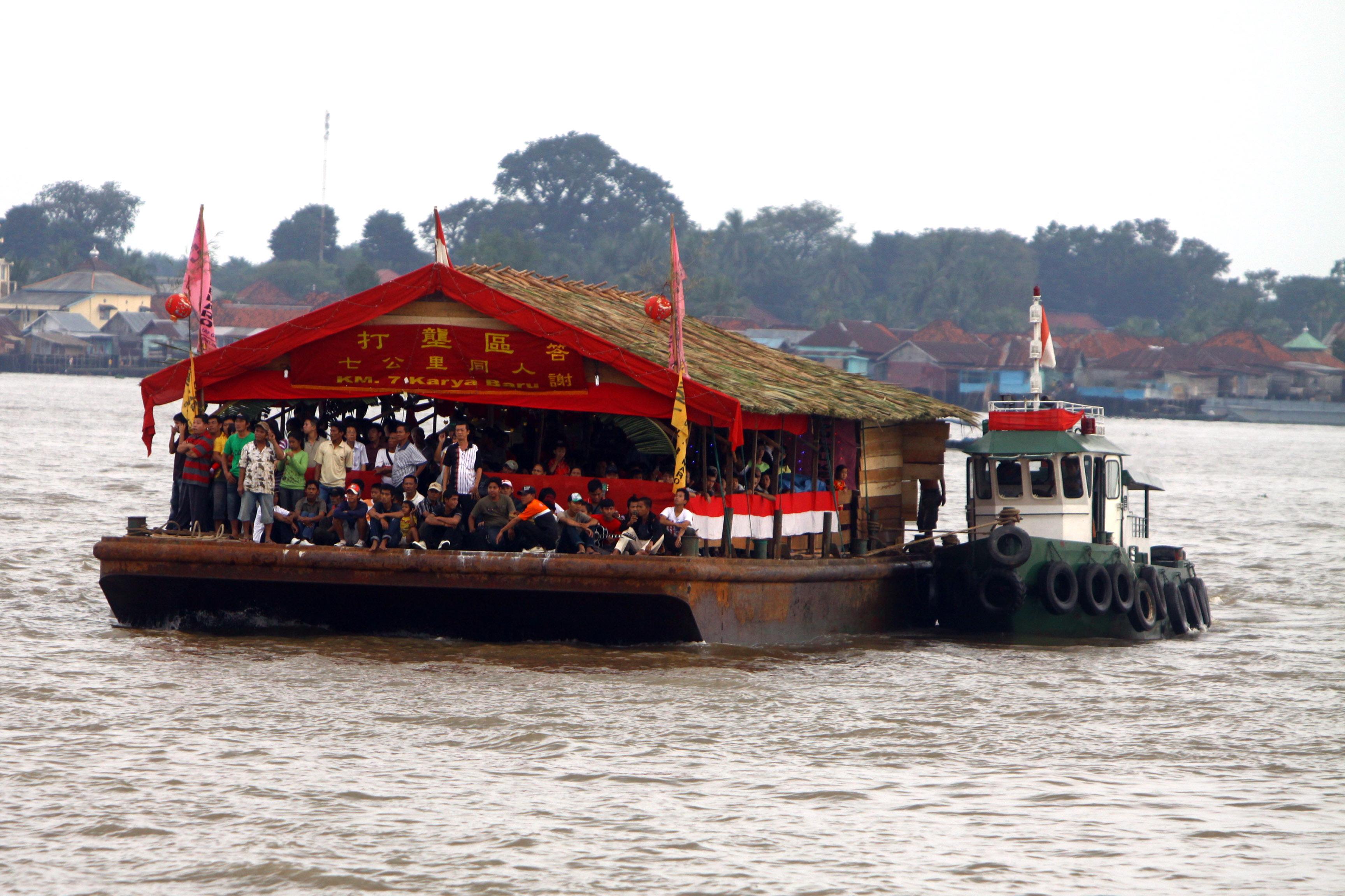 Cap Meh Palembang Tour Wisata Religi Tahunan Pulau Kemaro Kota