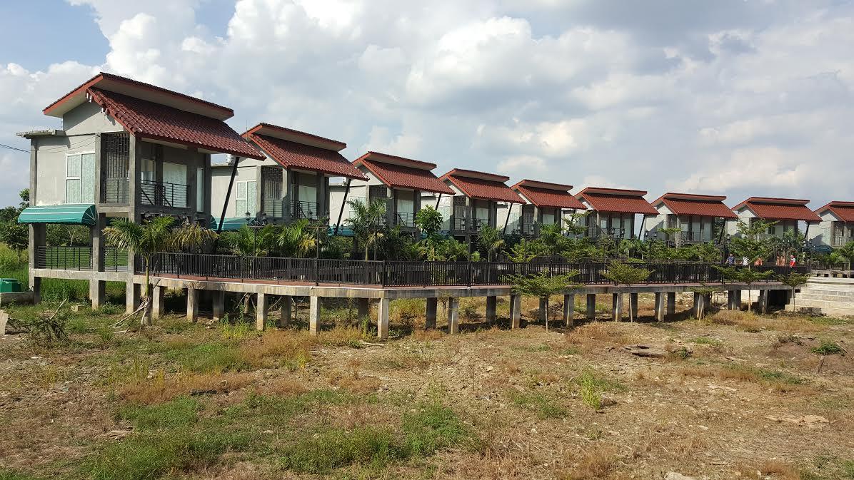 Disbudpar Fungsikan Bungalow Pulau Kemaro Menunjang Paket Wisata Sungai Palembang