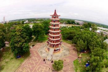 Kisah Unik Pulau Kemaro Wisata Kota Palembang