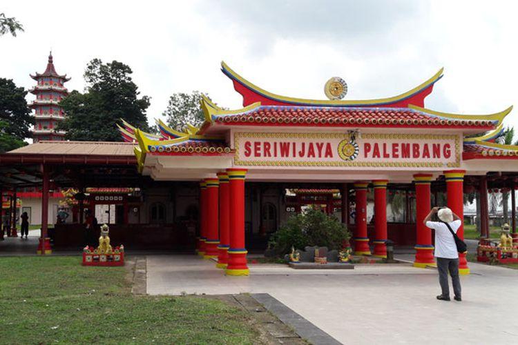 Libur Imlek 3 Tempat Wisata Tanah Leluhur Tionghoa Palembang Pulau