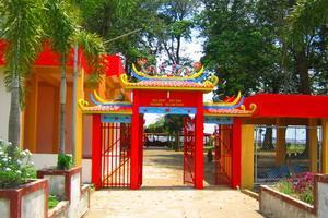 Lihat Pagoda Pulau Kemaro Wisata Kota Palembang