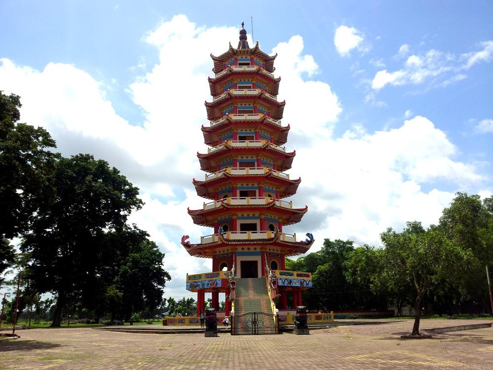 Pagoda Pulau Kemaro Wisata Sejarah Kota Palembang Panduan