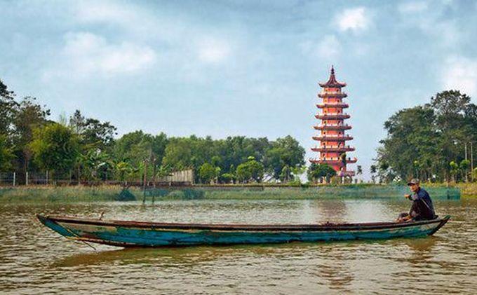 Pengelolaan Pulau Kemaro Ditawarkan Investor Sriwijaya Post Wisata Kota Palembang