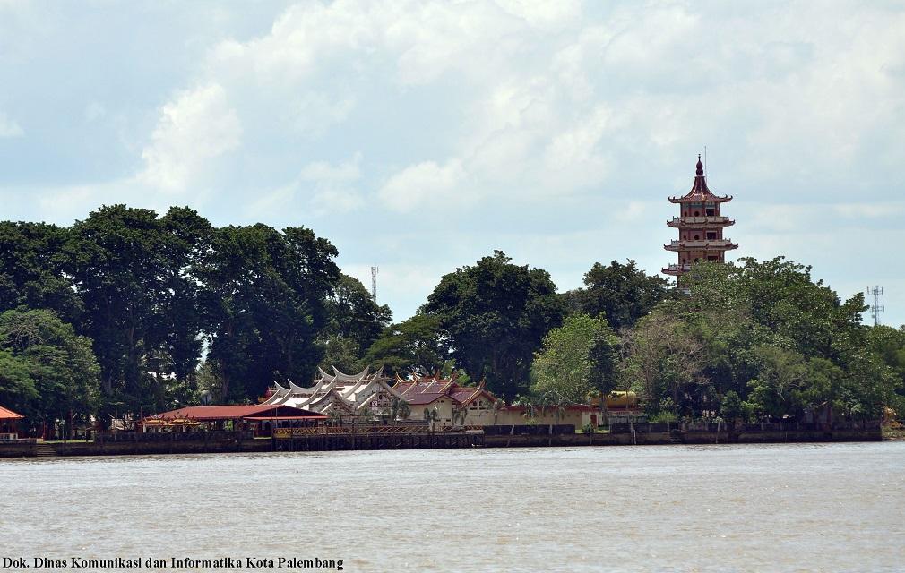 Pulau Kemaro Wisata Kota Palembang