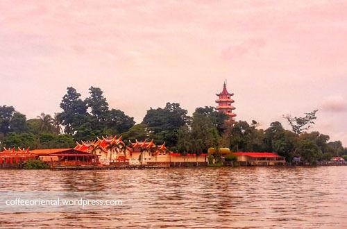 Tradisi Mitos Cap Meh Pulau Kemaro Palembang Koh Huang Legenda