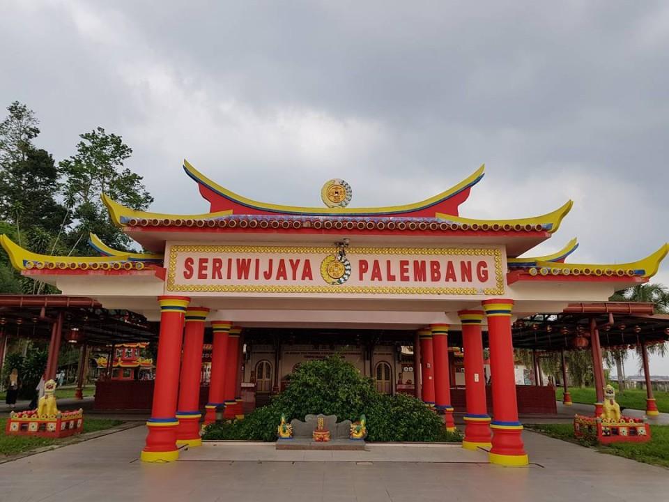 Vihara Pulau Kemaro Bakal Menarik Wisatawan Cina Pagoda Wisata Kota