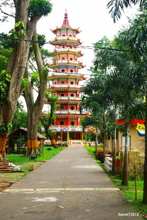 Wisata Pulau Kemaro Palembang Legenda Uniknya Pagoda Jalan Kota