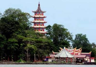 Wisata Pulau Kemaro Palembang Legendanya Kota