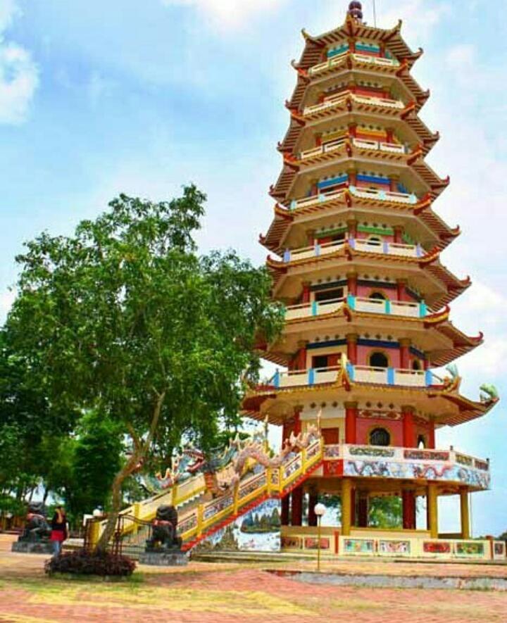 Wisata Pulau Kemaro Palembang Sumatra Selatan Infowisata Bak Kisah Romeo