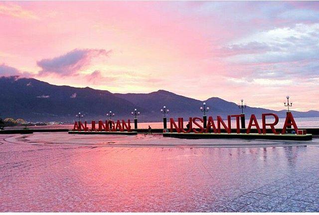 6 Tempat Palu Dikunjungi Warga Malam Anjungan Nusantara Faktasulteng Mhalik