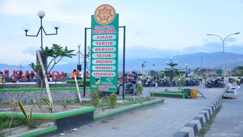Anjungan Nusantara Kota Palu Direktori Tempat Wisata Tak Jauh Tepat
