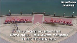 Anjungan Nusantara Kota Palu Men Actionmv Sulawesi Tengah