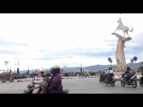 Anjungan Nusantara Kota Palu Men Youtube