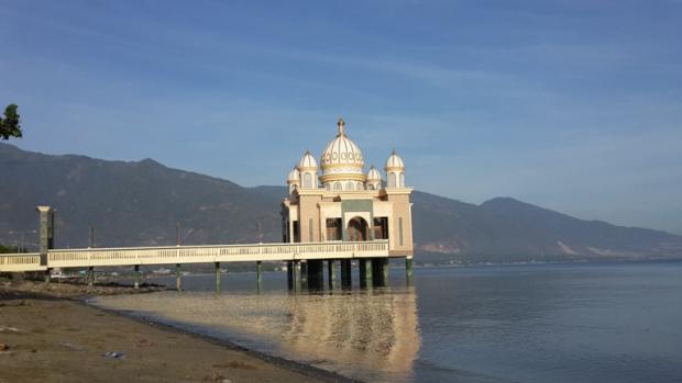 Pesona Kota Palu Sulawesi Tengah Senja 8 Jpg 620 Anjungan