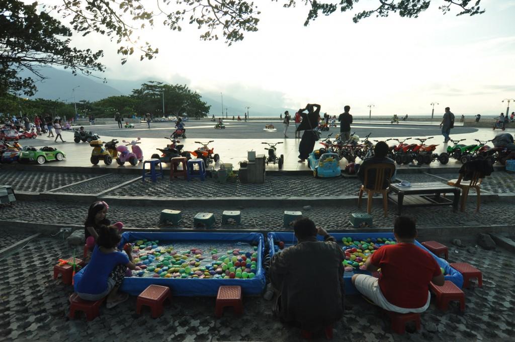 Pkl Anjungan Nusantara Ditertibkan Media Alkhairaat Online Suasana Palu Kota